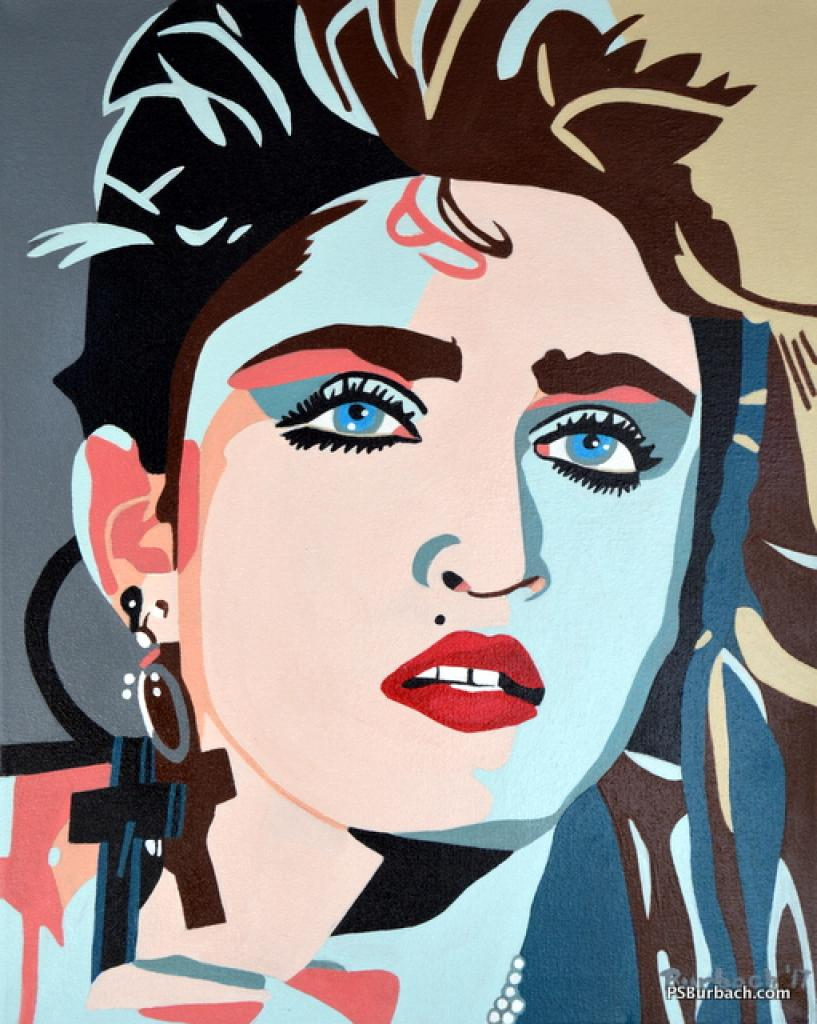 1980s Madonna - AVAILABLE