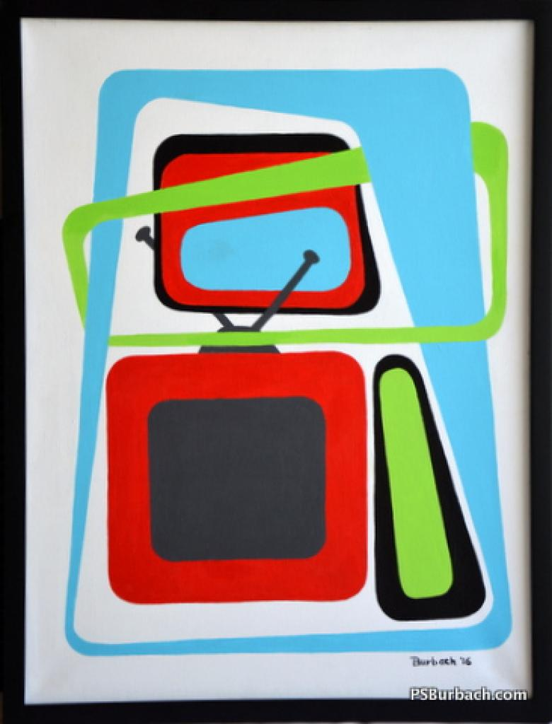 Color TV - AVAILABLE